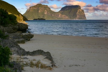 Old Settlement Beach, Lord Howe Island