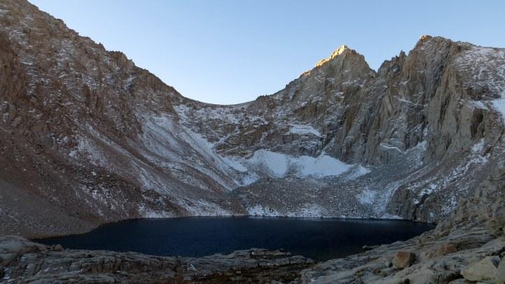 Consultation Lake (4000m)