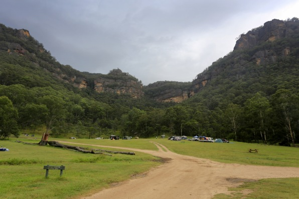 Newnes Campground