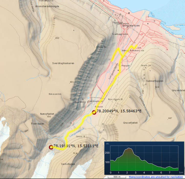 map-svalbard-fossilhunting