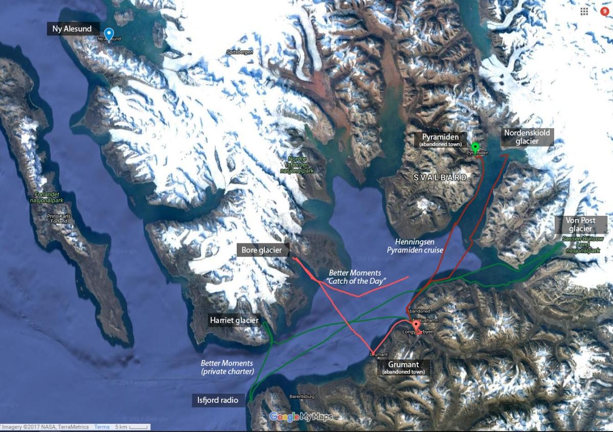 Svalbard-Cruises