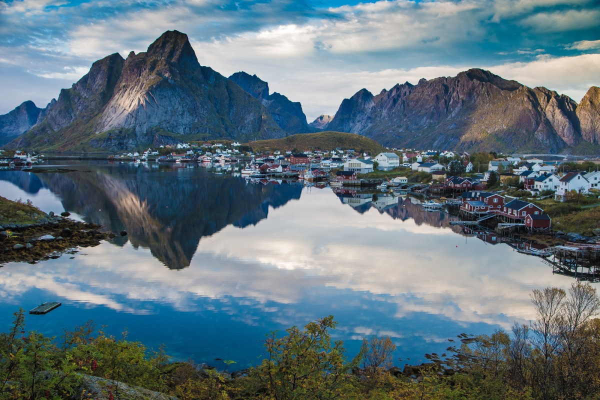 Senja and the Lofoten Islands