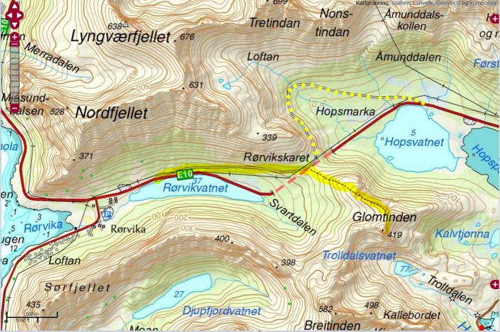 map-glomtinden