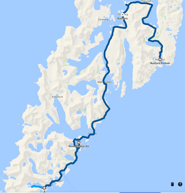Map-LofotenIslands-Drive-Day6