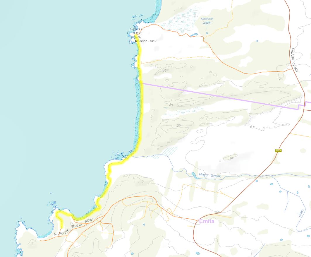 Map-CastleRock