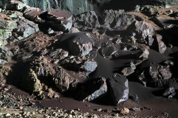 Bat poo, Deer Cave (Mulu NP)