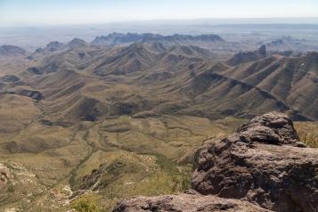 Sierra Quemada, Punta de la Sierra, and Mule Ear Peaks
