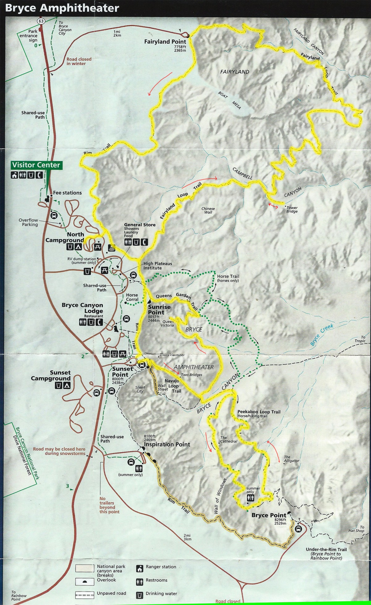 Map-BryceCanyon