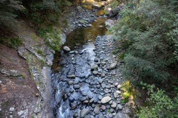 View of the Williams River (Barrington Tops) looking upstream